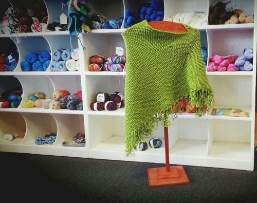 Knit by: Marianne Huber