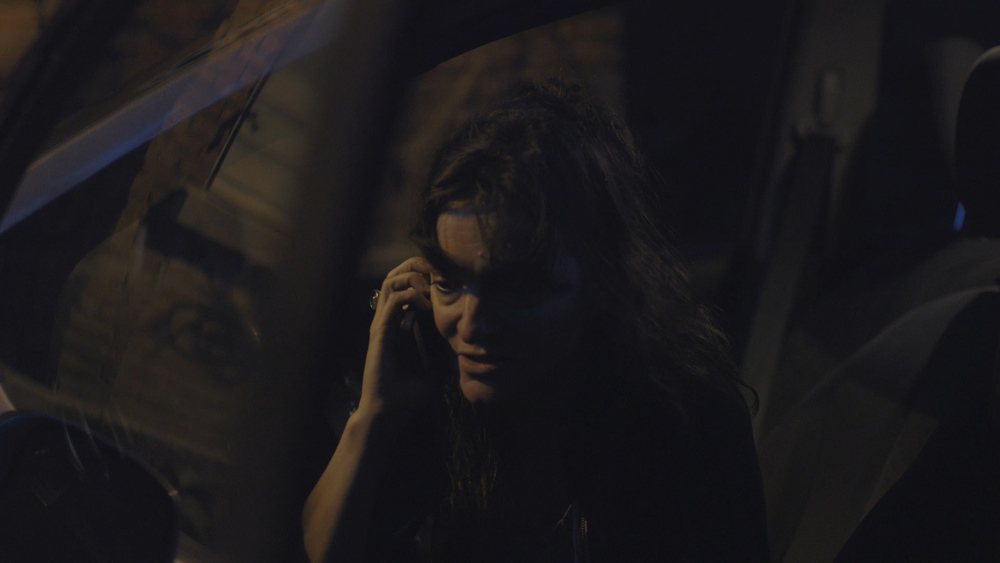 Marika Lhoumeau in INCOMING CALL by The By-Passers (Canada)
