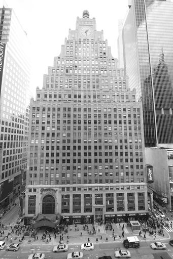 1501, Time Square. Opposite NASDAQ.