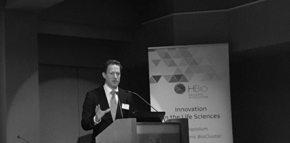 Brookstreet Equity Partners - Leonid Shapiro - HBio - Symposium - 2018.JPG