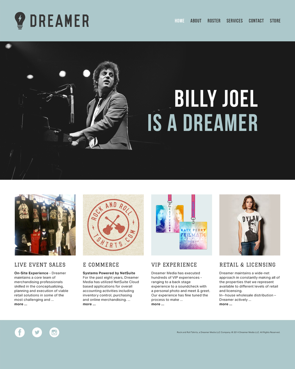 HEADER: BILLY JOEL