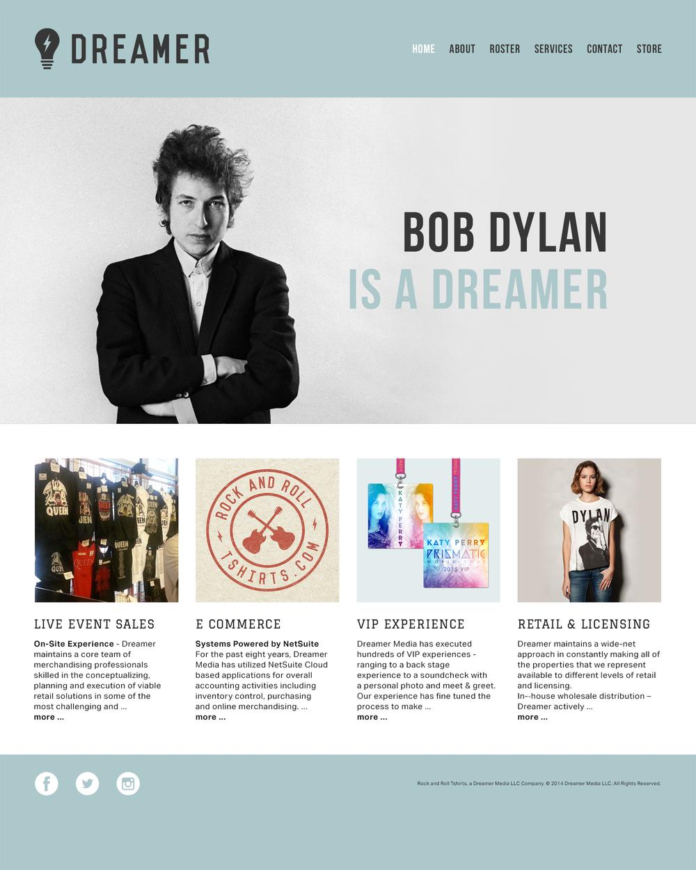 HEADER: BOB DYLAN