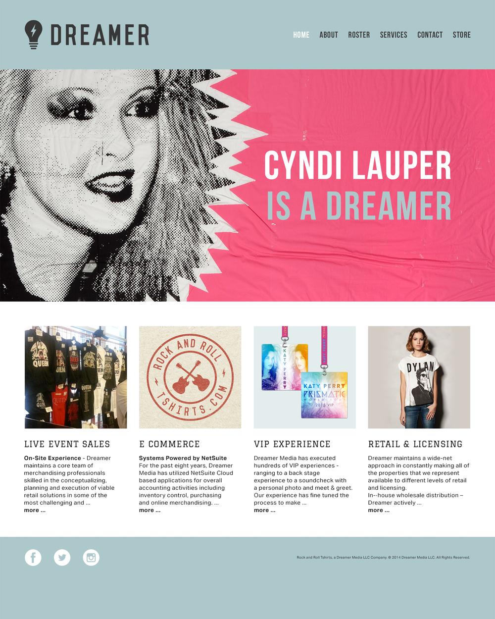 HEADER: CYNDI LAUPER