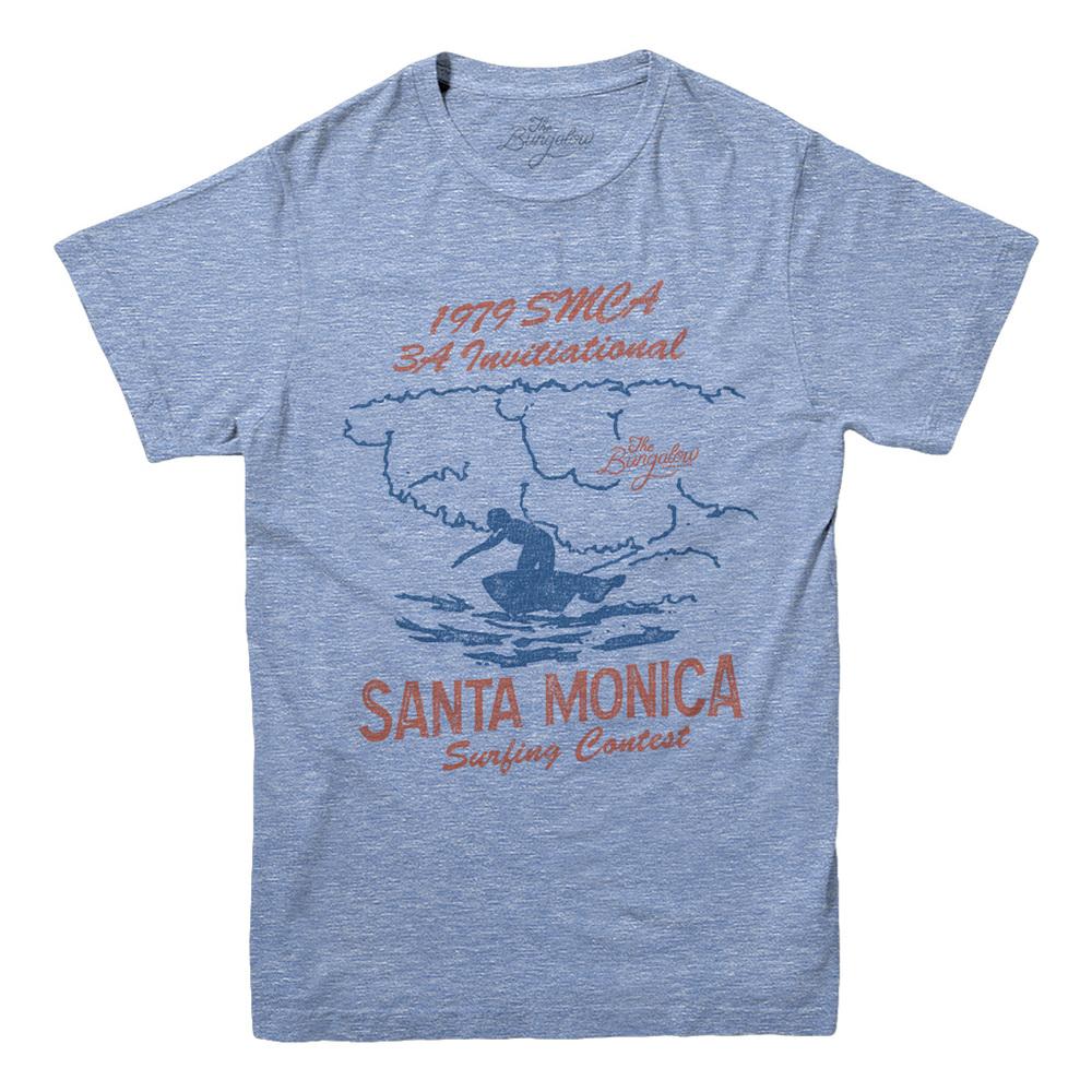 SS SURF CONTEST // LIGHT HEATHER BLUE