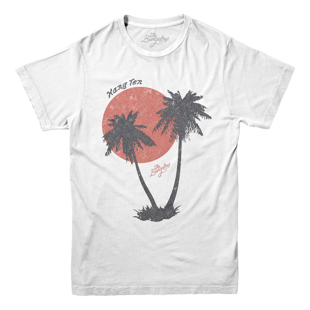 SS PALM TREES // WHITE