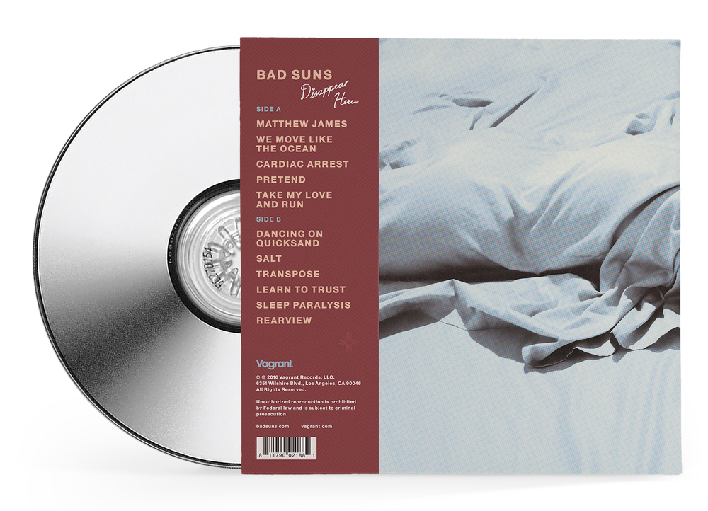 CD - V1 [BACK]