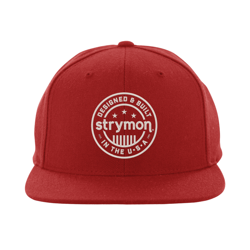 EMBROIDERED STRYMON USA