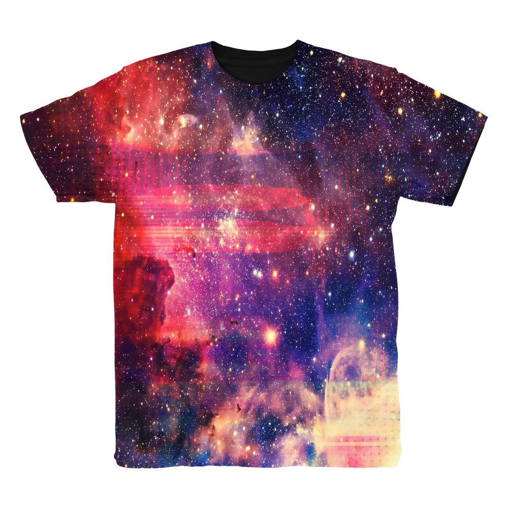 SPACE GLITCH 02