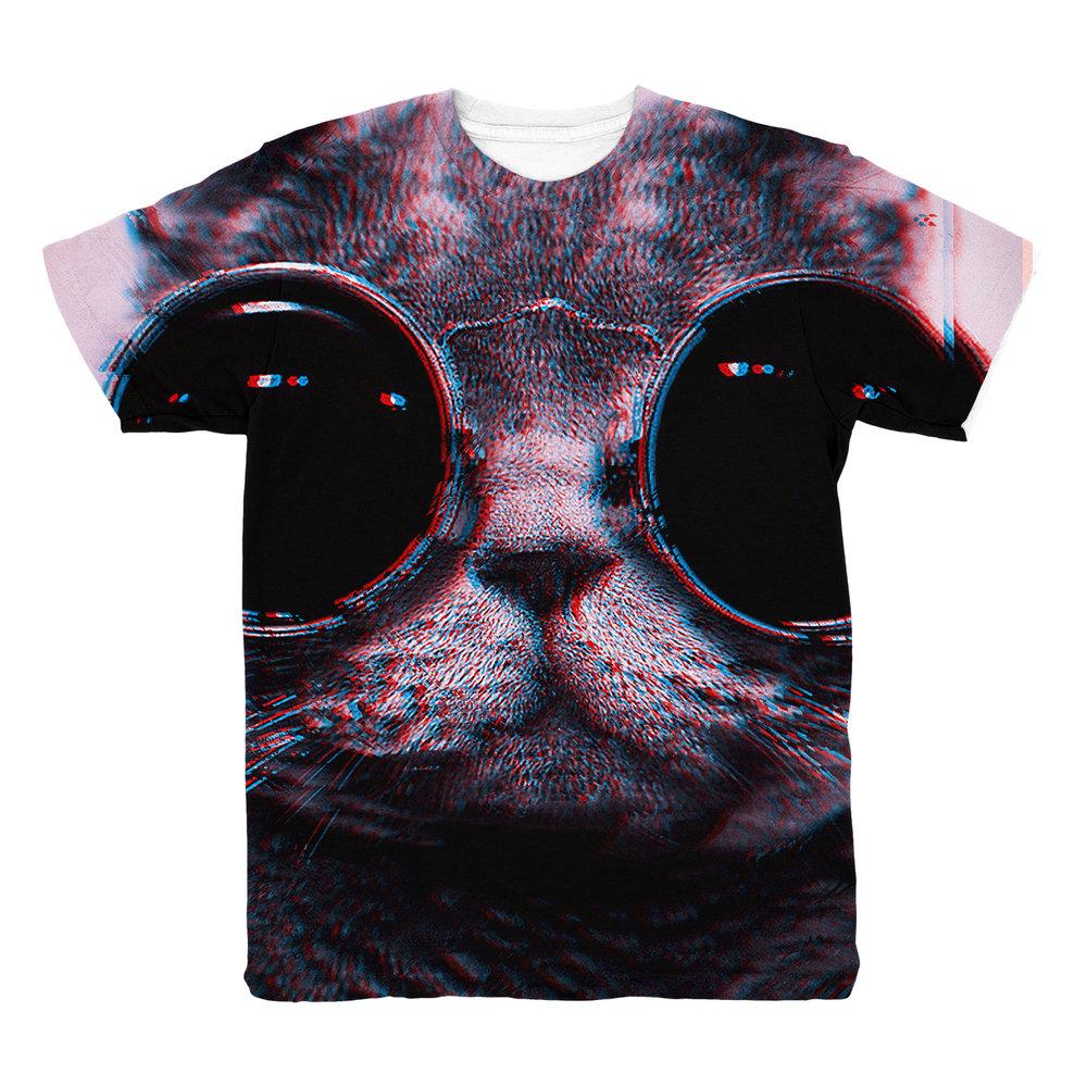 GLITCH CAT