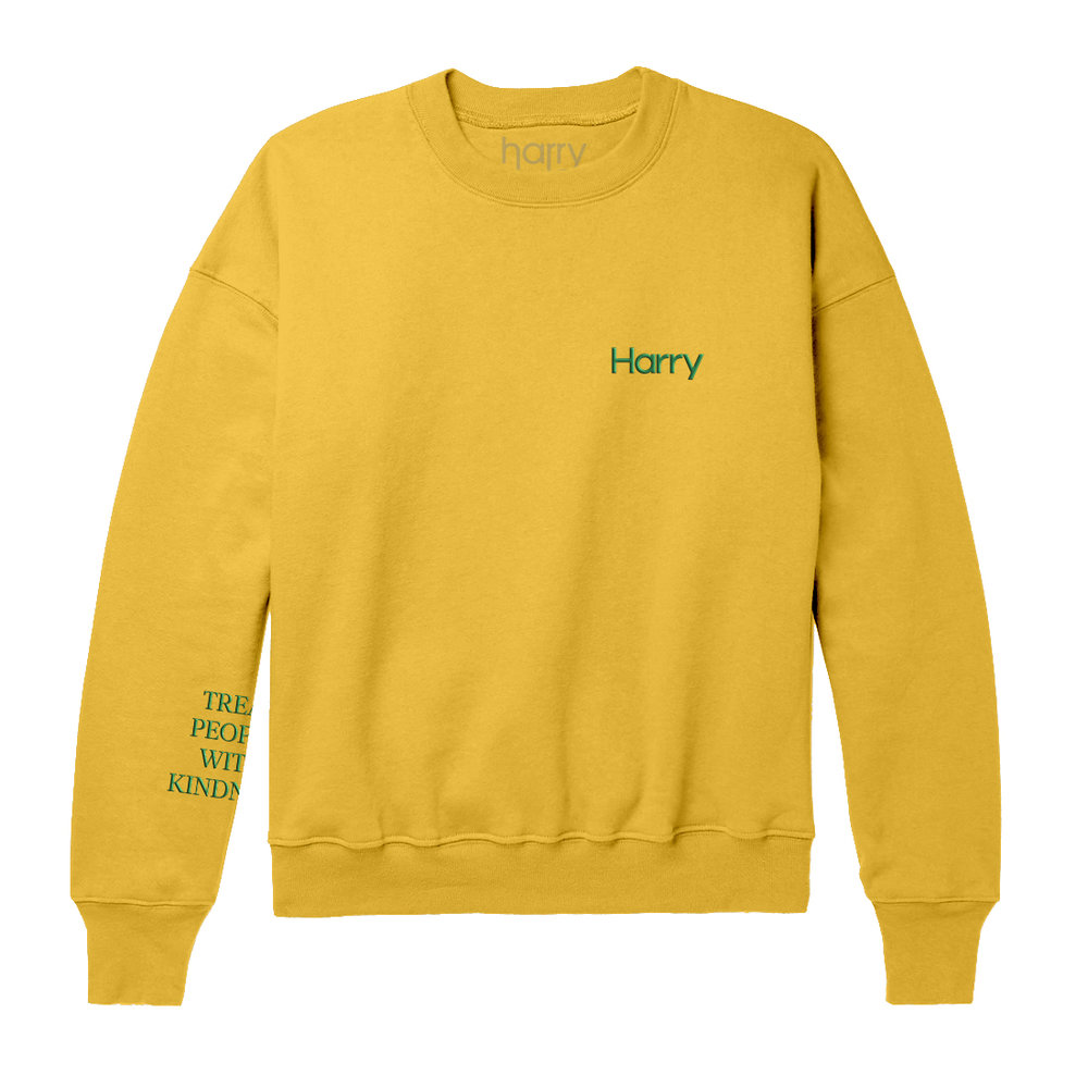 127 - HARRY TPWK [CNS YELLOW]