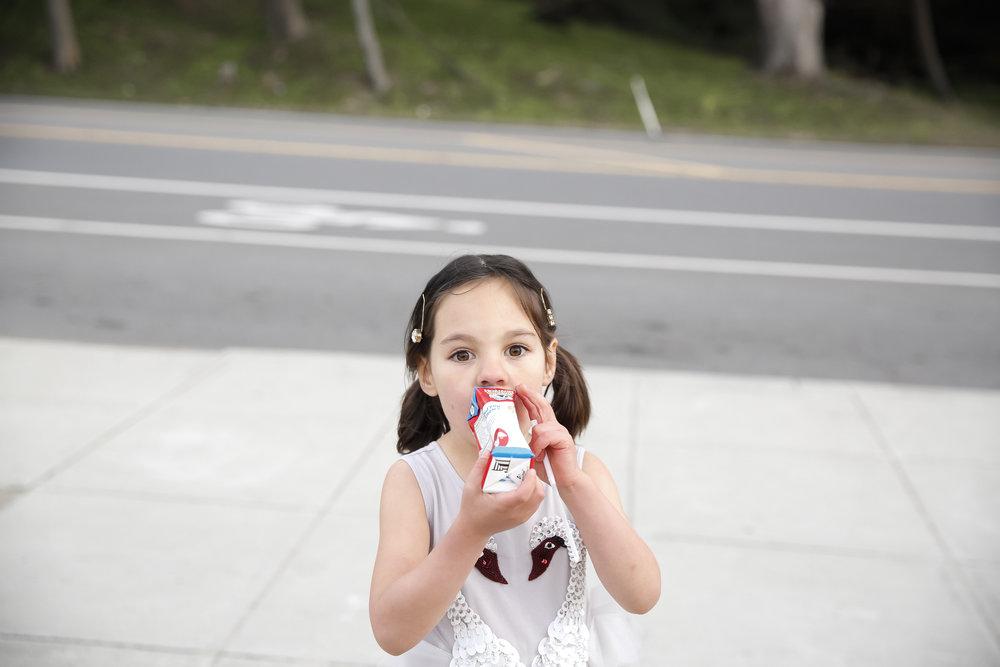 post session milk