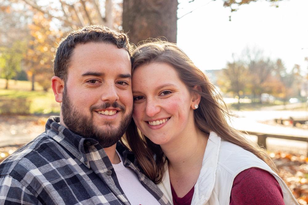 fall-couple-love-relationship-engagment-photo-shoot-blacksburg-roanoke-virginia-casual-laid-back-candid-orange-bright