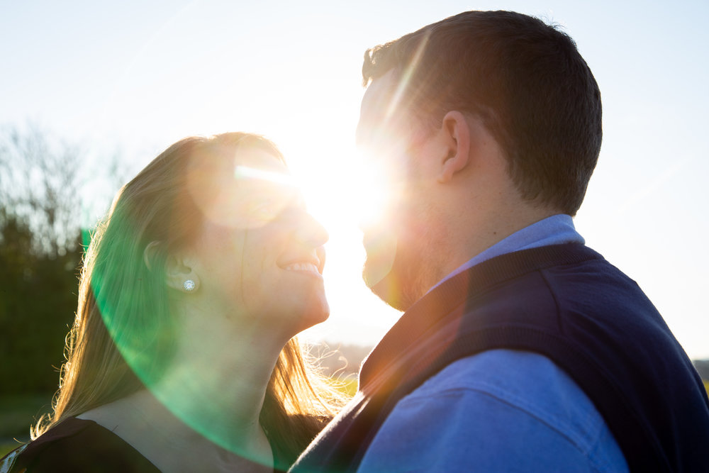 Sunset-Roanoke-shakers-field-flare-airport-love-together-virginia-photography-shoot-together-middle
