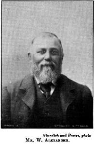 William Francis Alexander