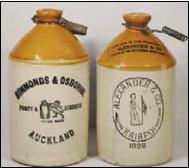Alexander & Co Cordial Jar & Bottle