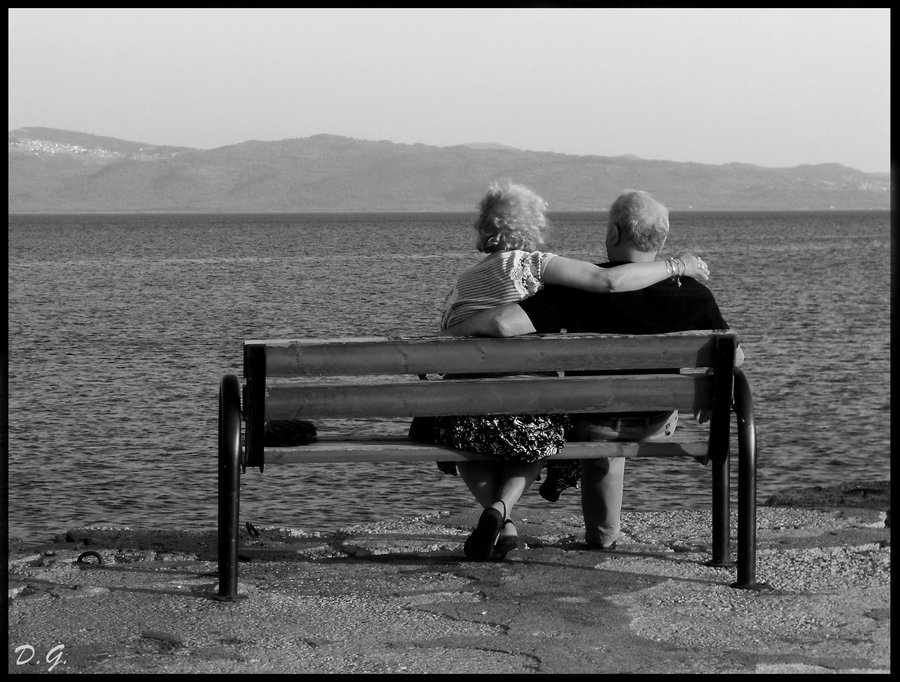 'Old Couple' by Dimitris Gangos