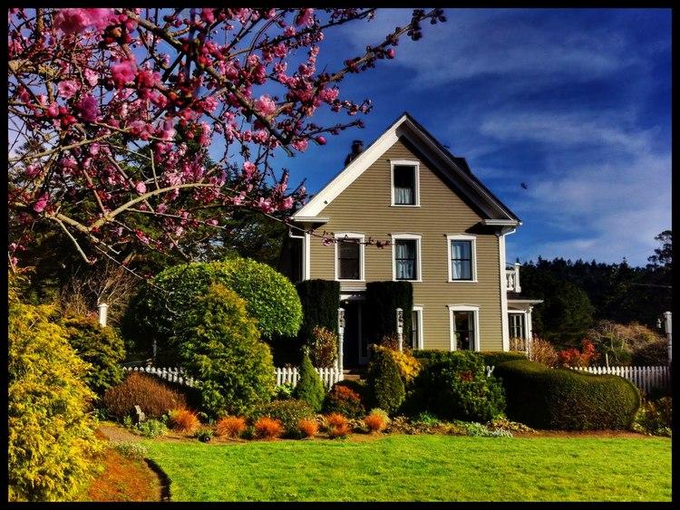 the farmhouse today