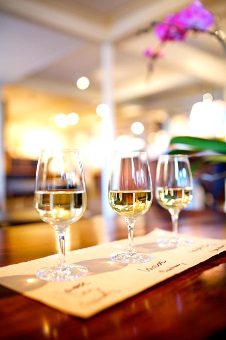 wine flights, all mendocino county