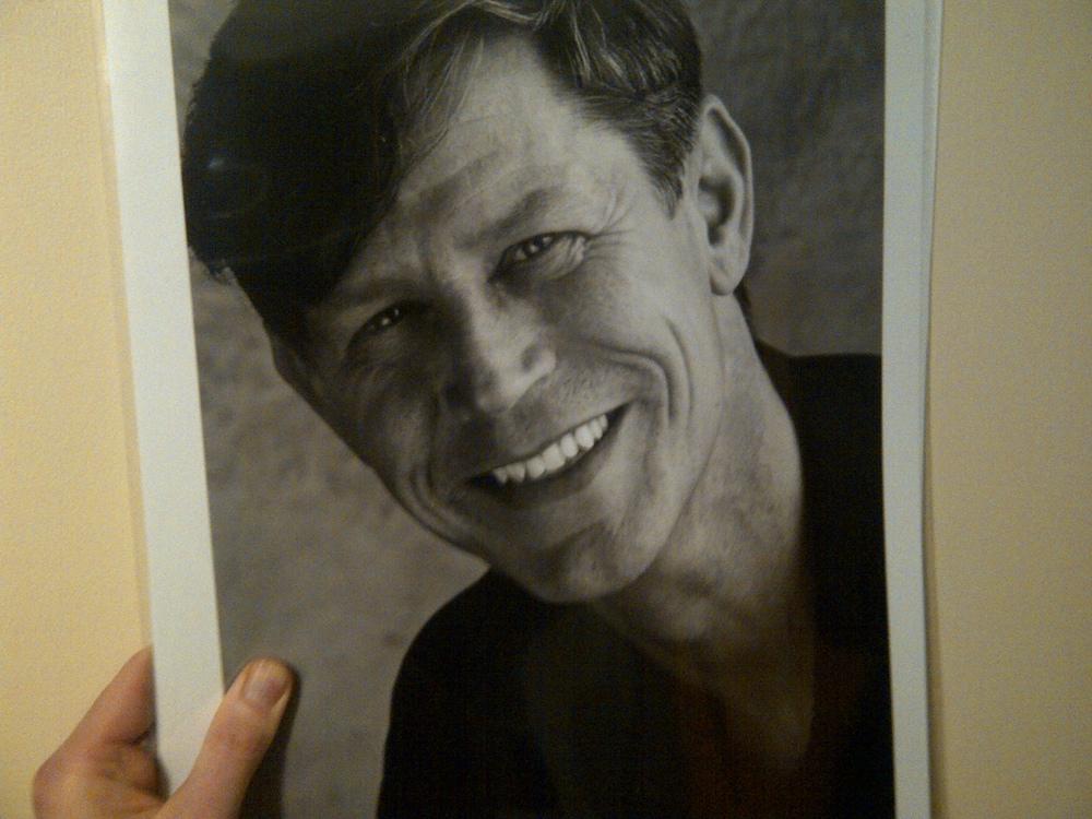 50 Birthday portrait by Greg Gorman