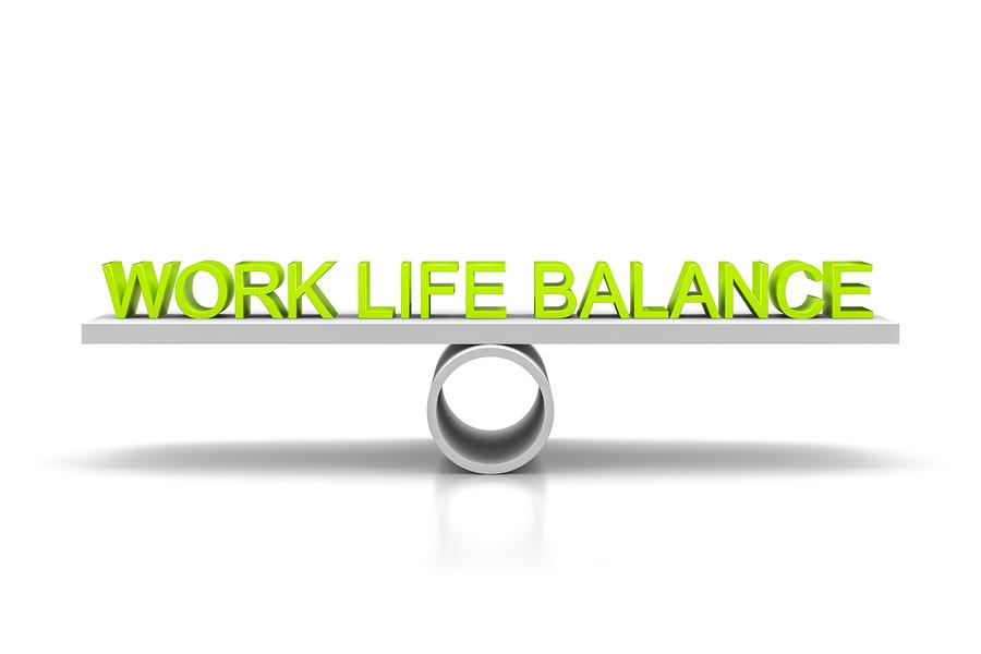 Delegating social media marketing helps with work life balance