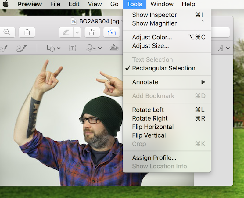 You can also use Photoshop if you have it, or you can use one of many online resizing tools, such as Picresize.