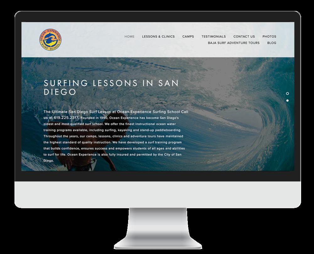 Ocean Experience Surf School