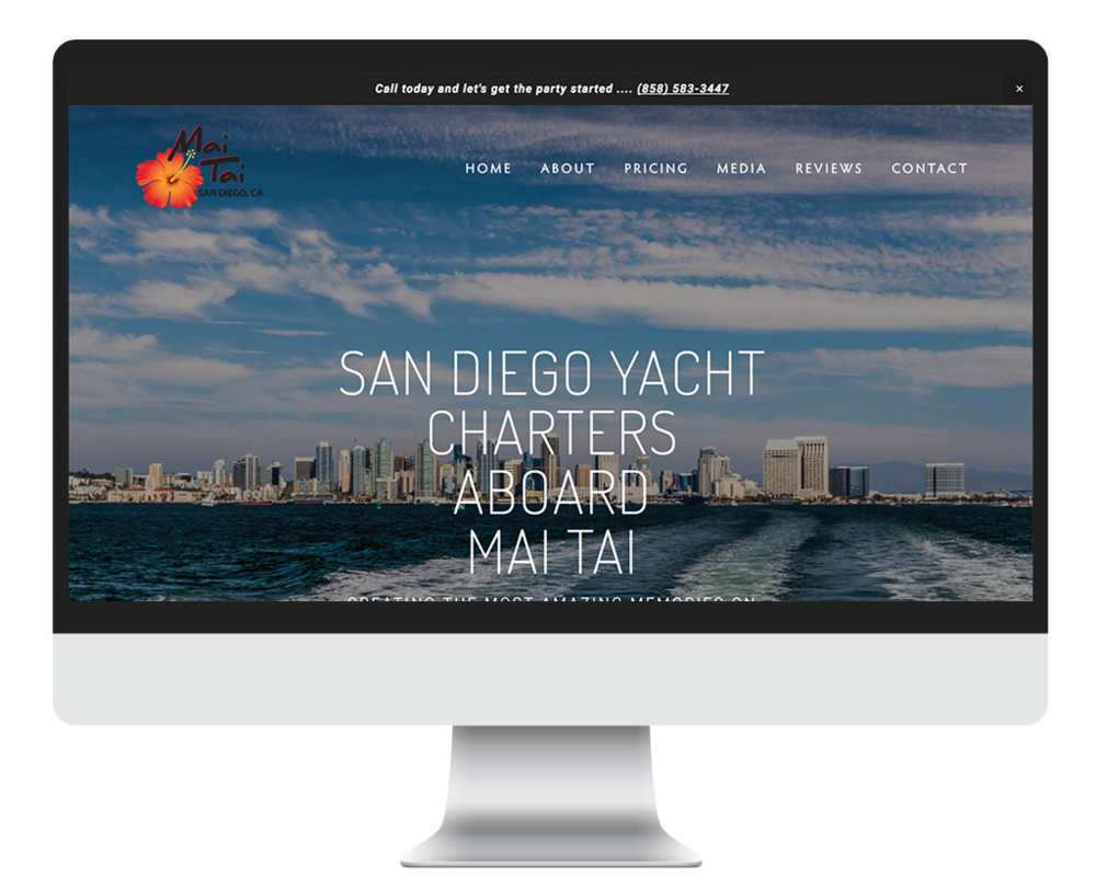 Mai Tai Yacht Charters
