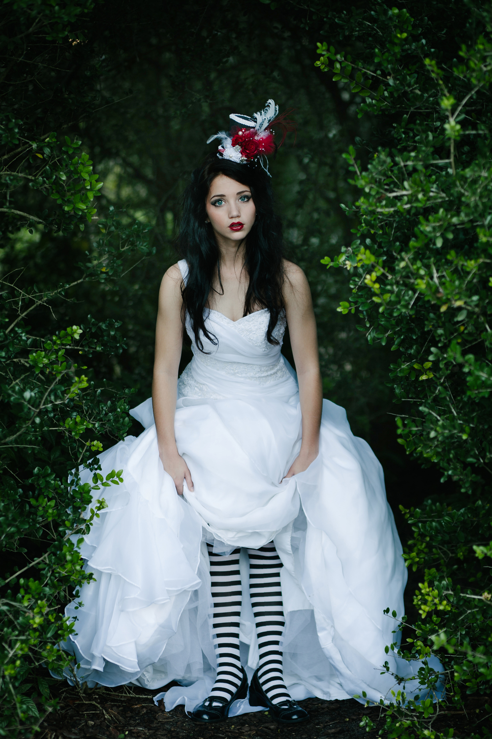 Alice In Wonderland {Tampa Bridal Photographer} — Tampa Bay\'s Modern ...