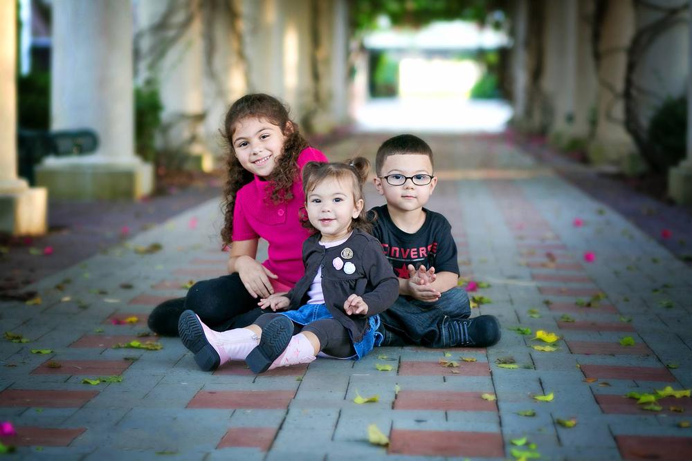 usf family christmas photographer tampa
