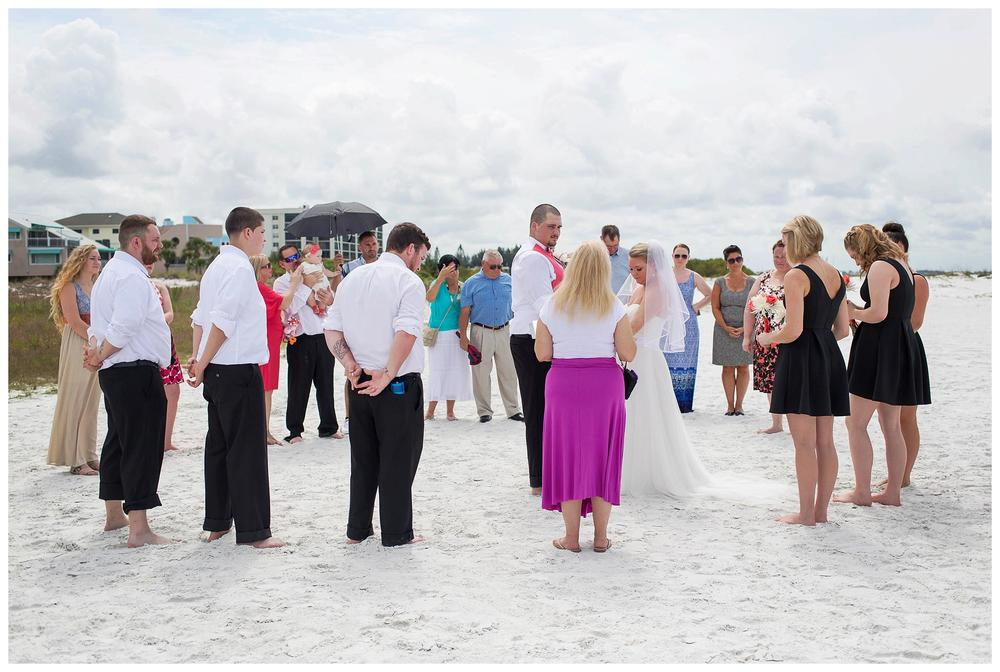 Siesta Key Beach Wedding Photographer