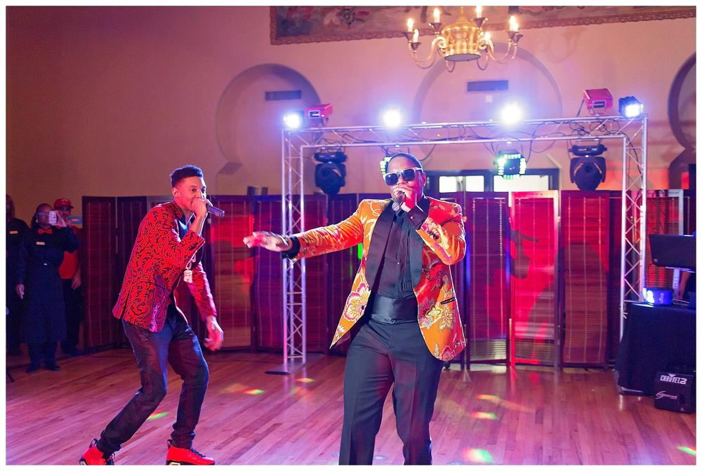 Ma$e Mase Celebrity Rapper