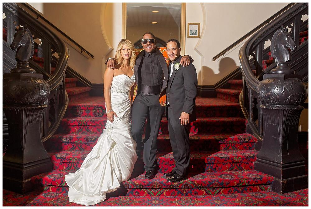 University of Tampa Ballroom Wedding
