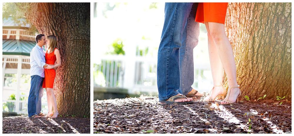 Safety harbor engagement photographer