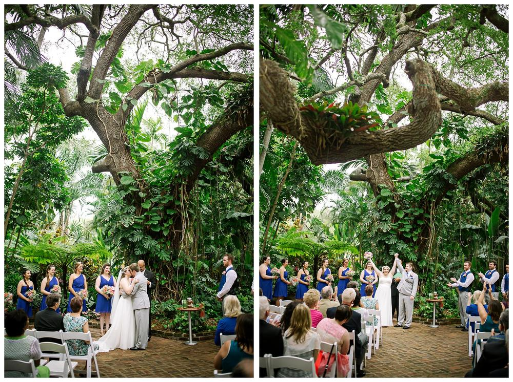 st petersburg garden wedding