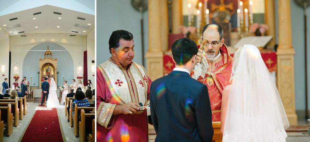St. Hagop Armenian Church Wedding