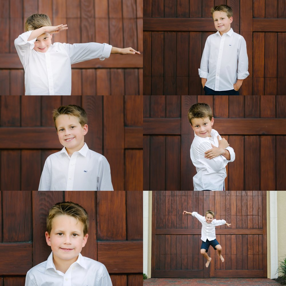 South Tampa Children's Photographer Photoshoot