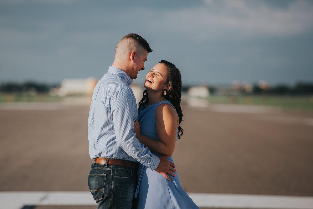 Tampa Engagement wedding photographer photography plane wedding-2.jpg