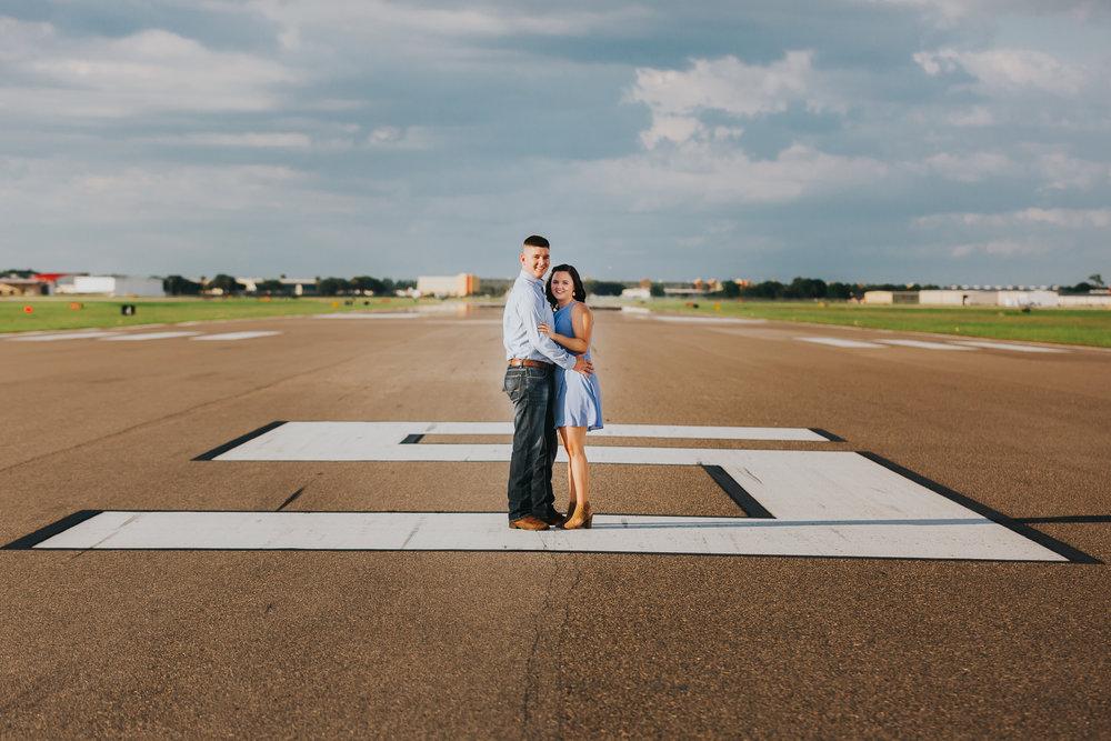 Tampa Engagement wedding photographer photography plane wedding.jpg