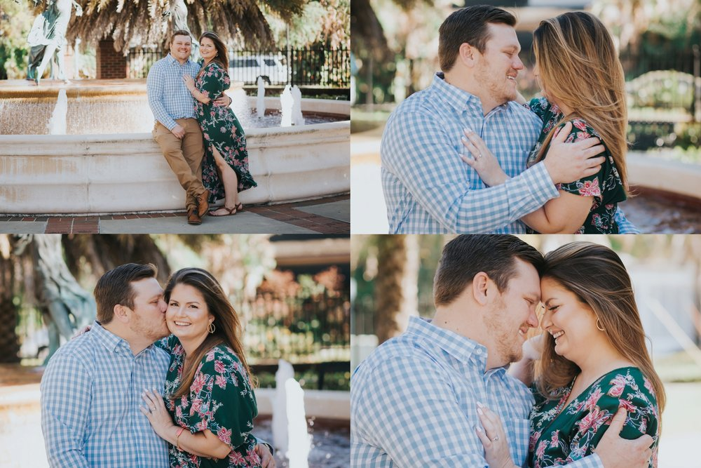 south tampa engagement photographer photo session photography
