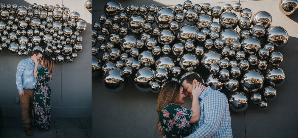 South Tampa Epicurean Hotel Engagement Photos Photoshoot