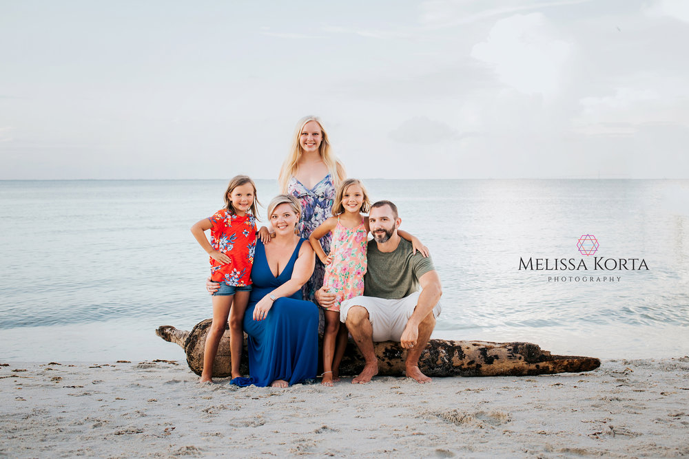 Anna Maria Beach Family Vacation Photographer Photosession Photos