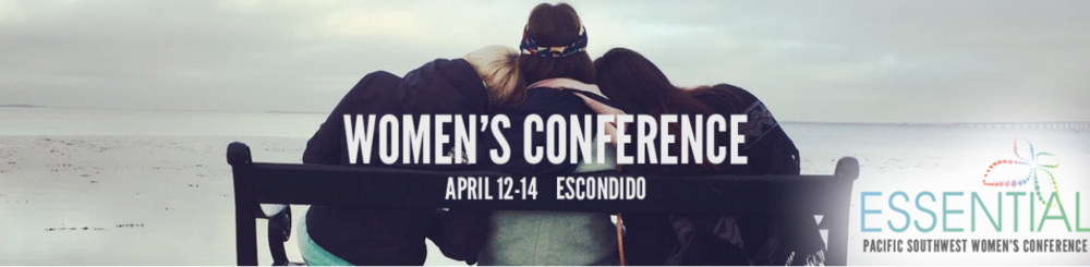 The Pacific Southwest District is hosting the Essential Women's Conference at The Center Foursquare in Escondido.    To register and for more information, visit the Conference's website at  essentialconference.com