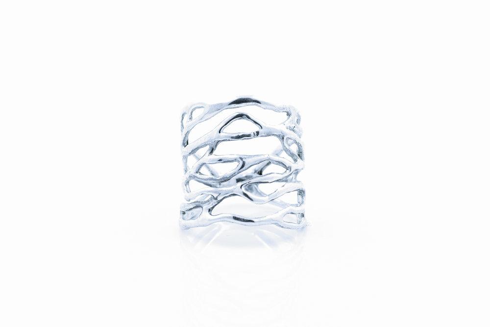 CAJAL RINGsterling silver