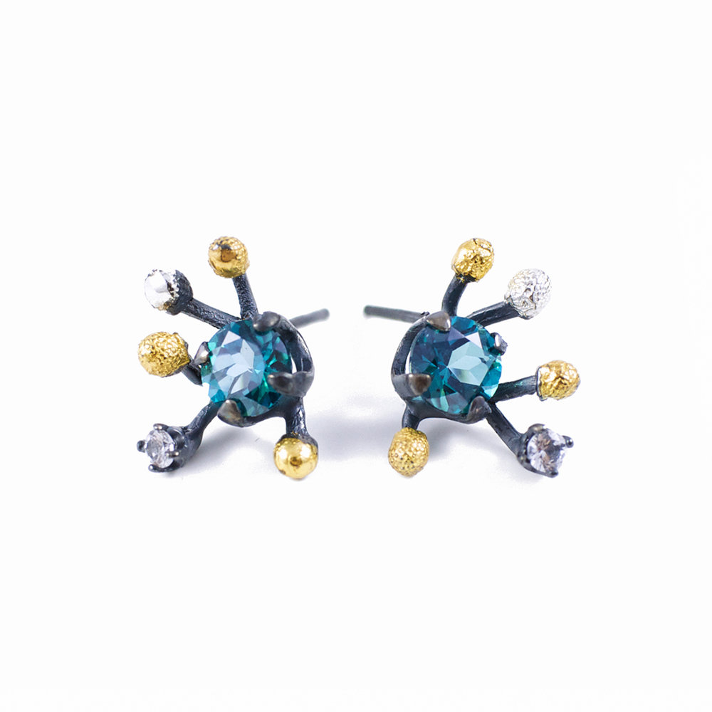 Efflorescence Earrings (2015)