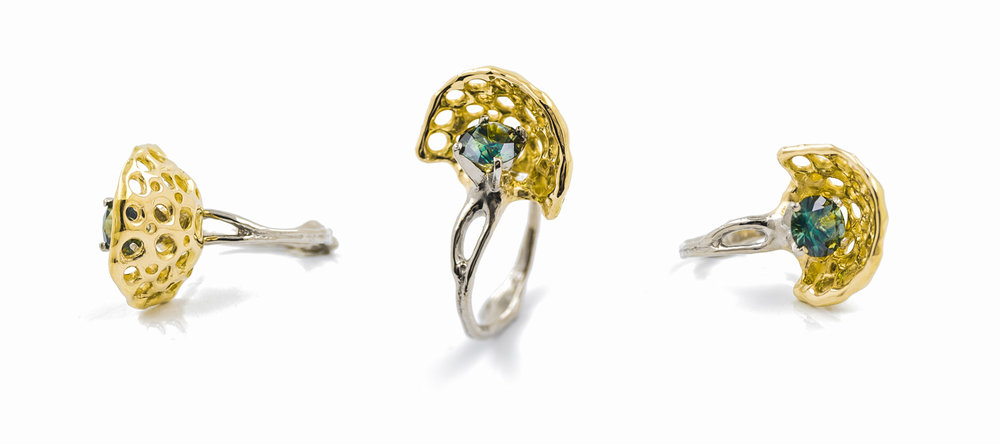 Luke Maninov Jewellery — Beneath the Surface 2017