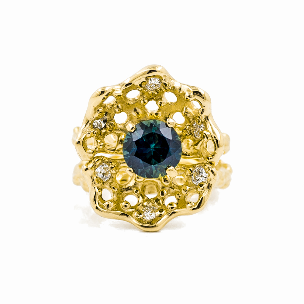 sapphire and diamond luke maninov hammond