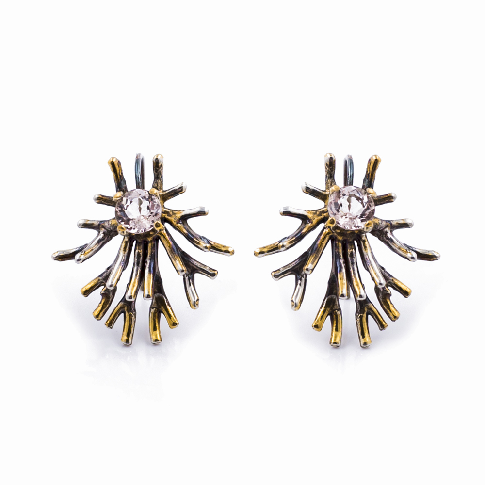 astrocyte earrings