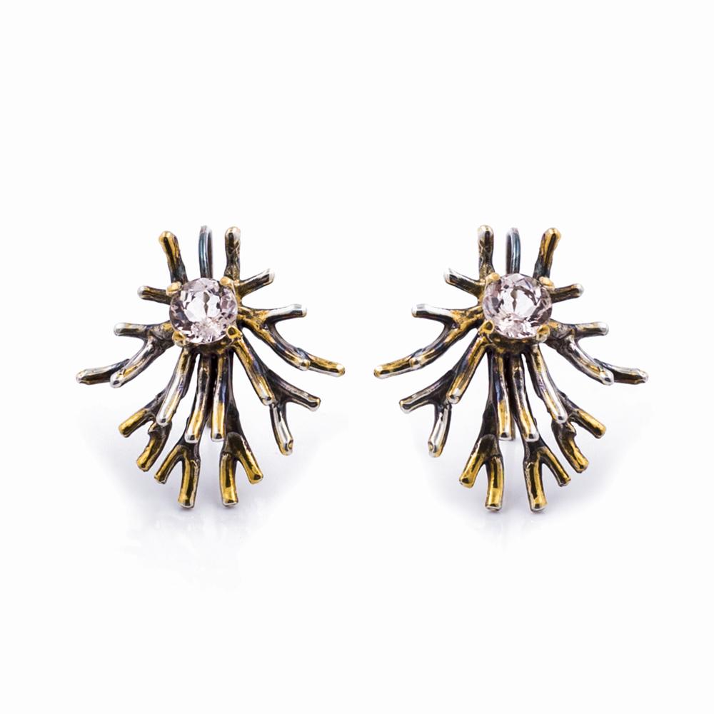 astrocyte earrings