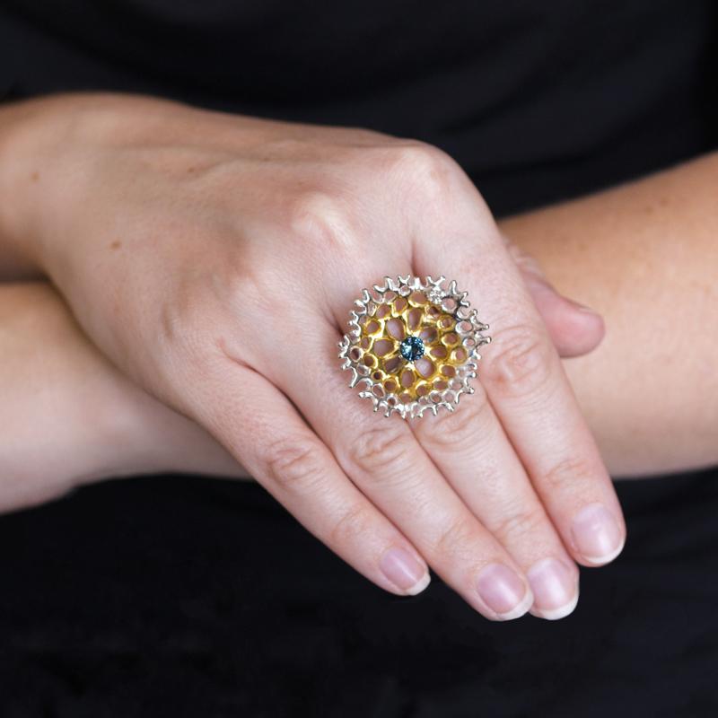 radial ring