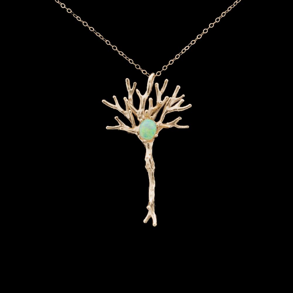 neuron pendant